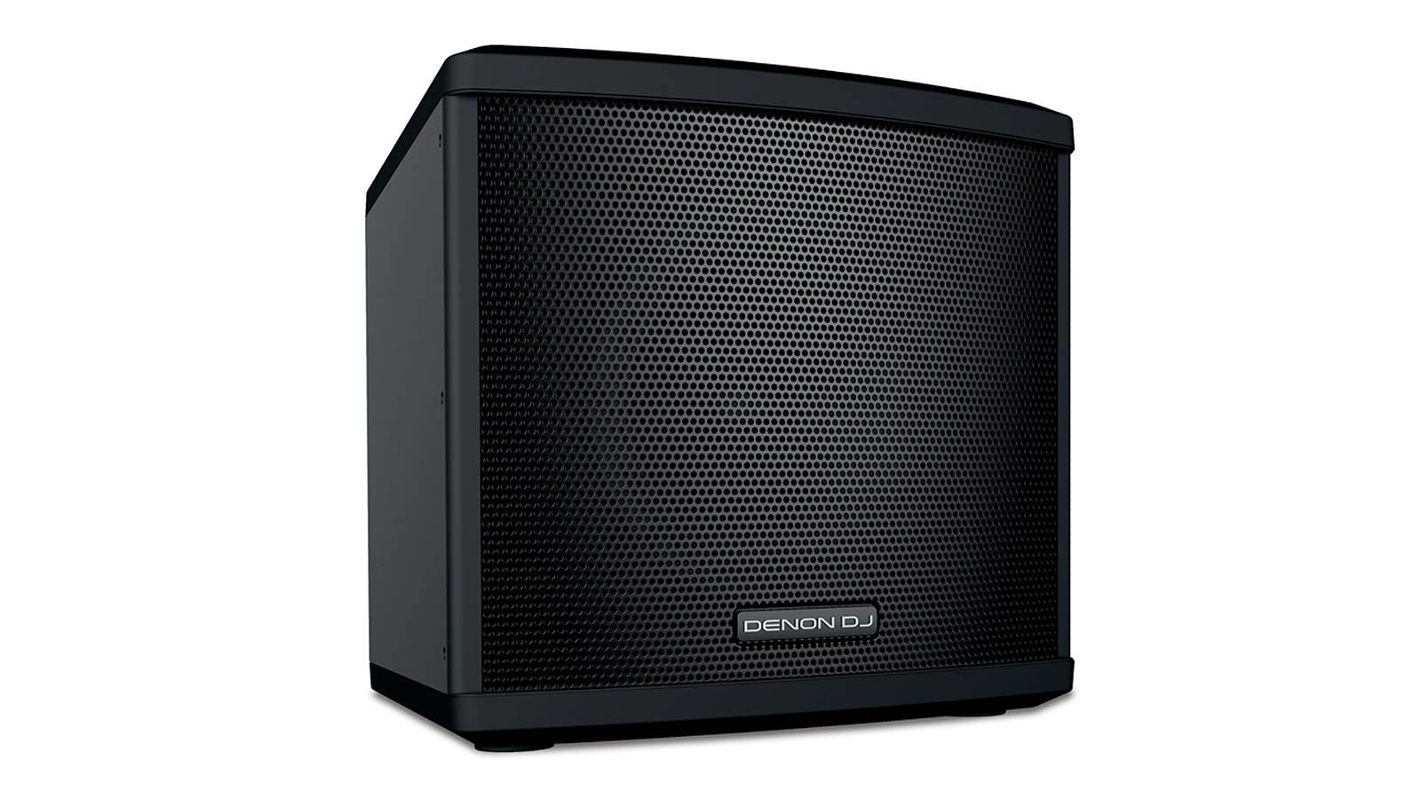 DenonDJ AXIS 8 Aktives 8-Zoll Zwei-Wege Koaxial Lautsprechersystem