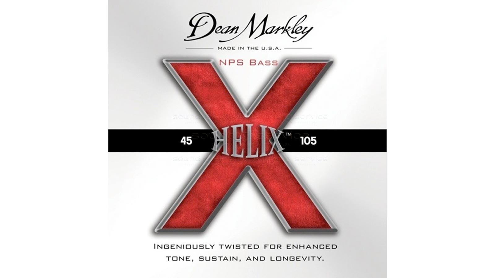 Dean Markley 2611 ML Helix Bass Medium Light 45-105