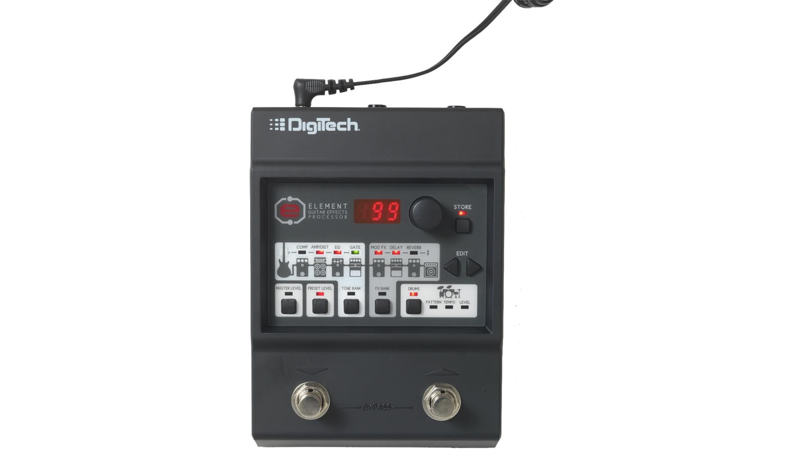 Digitech Element Multieffekt Pedal