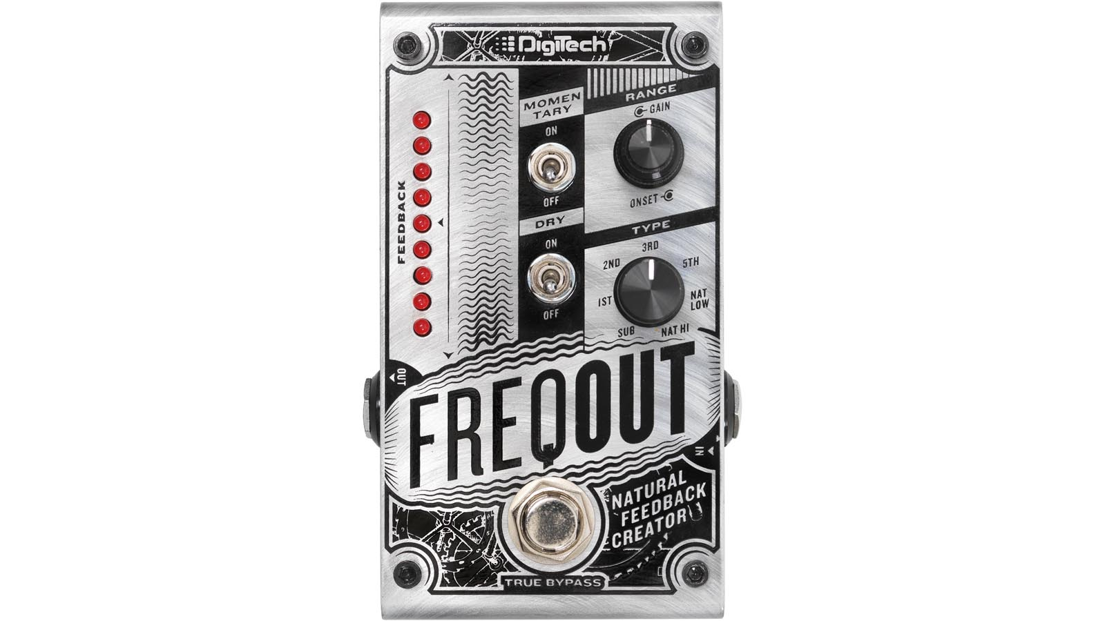 Digitech FreqOut Natural Feedback