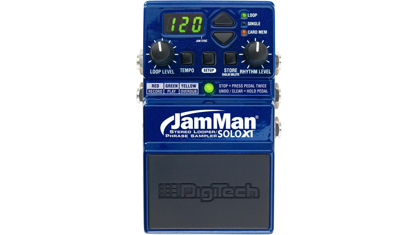 Digitech Jam Man Solo XT Stereo Looper