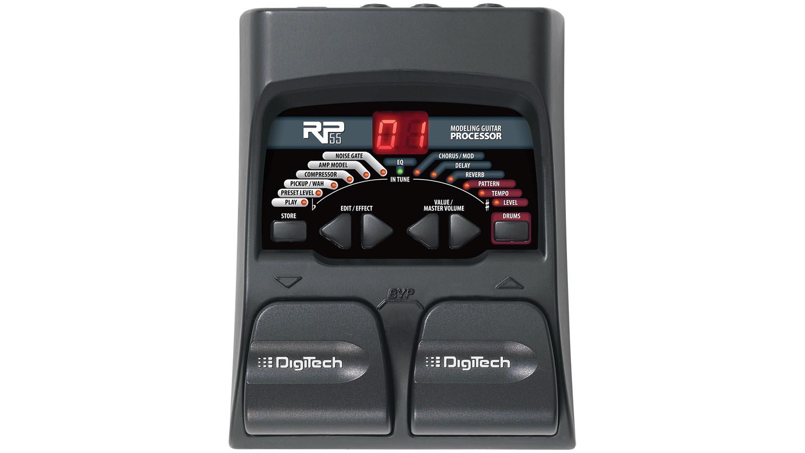 Digitech RP55 Multieffekt Pedal