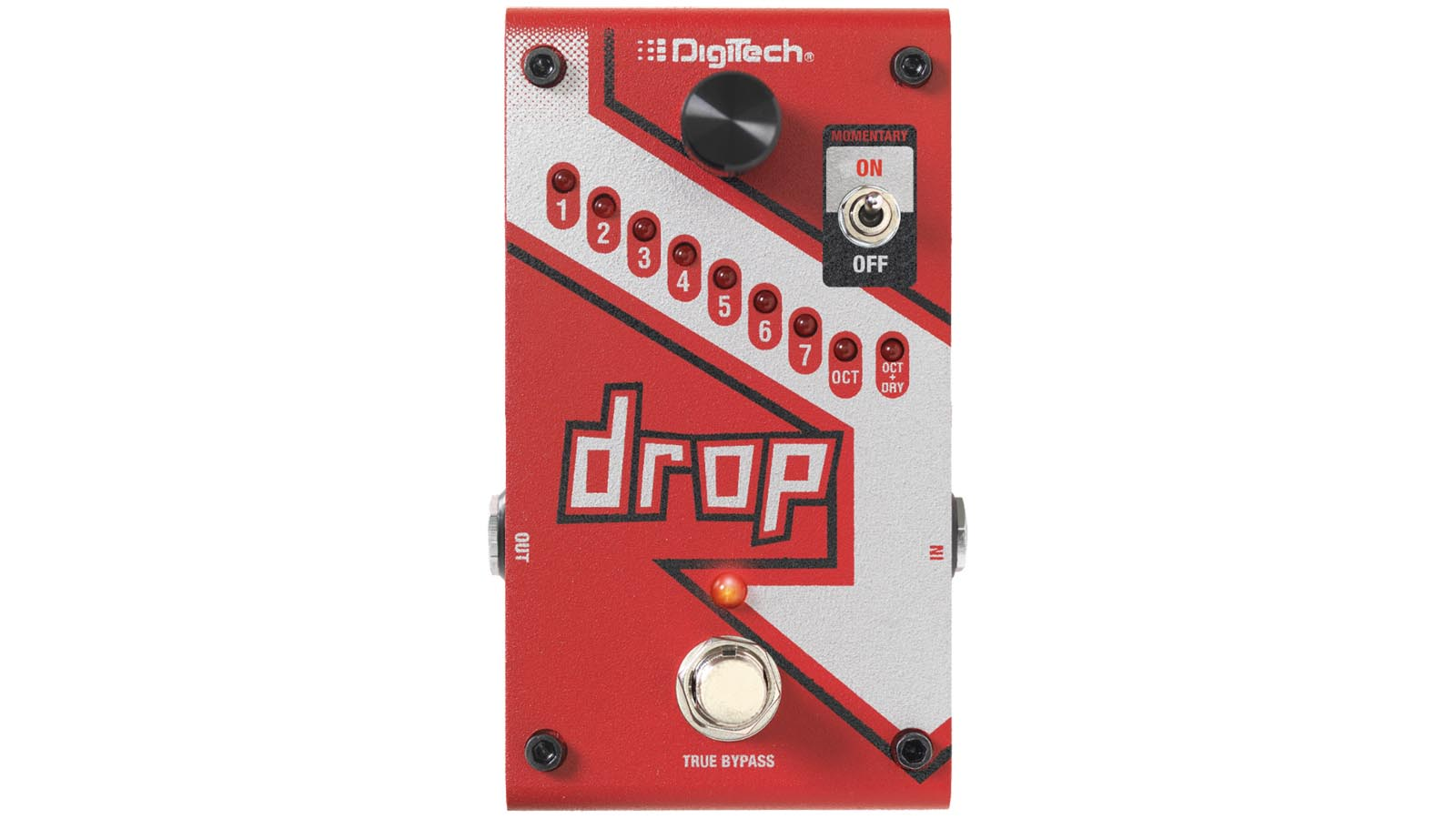 Digitech Whammy The Drop Pedal Pitchshifter
