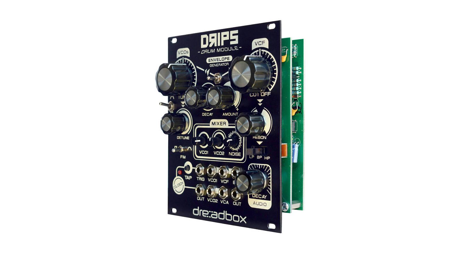 dreadbox DRIPS Modular