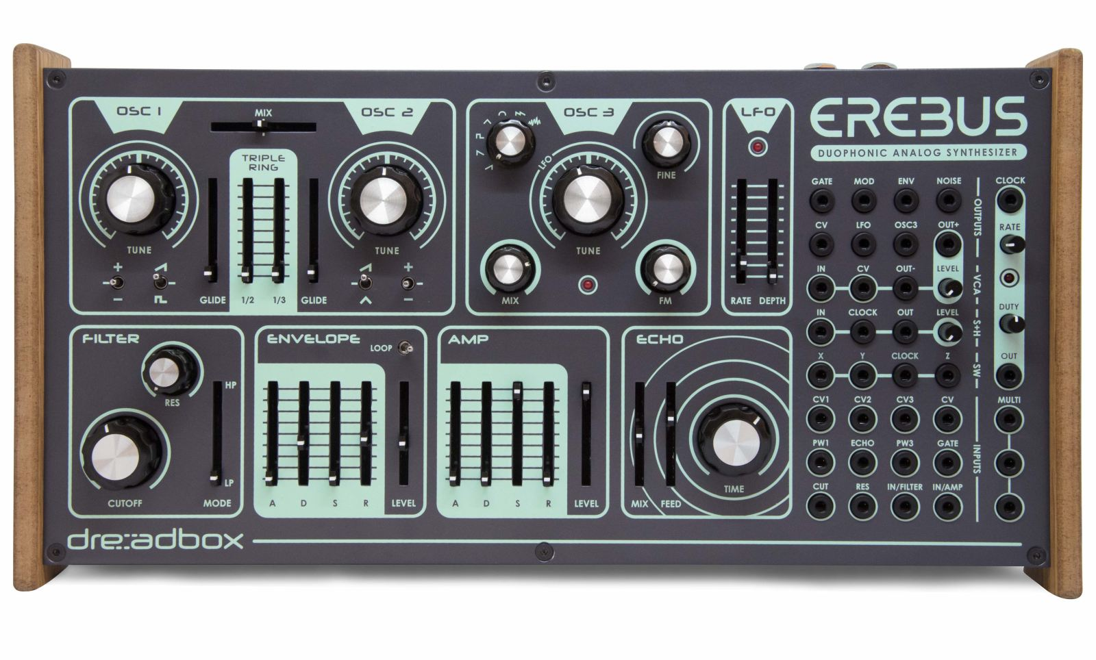 dreadbox Erebus V3 Analogsynthesizer
