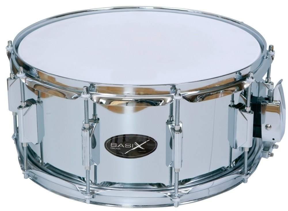 Basix 14x6,5 Stahl Snare CLASSIC