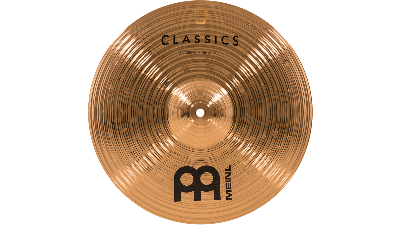 Meinl Classics Medium Hi Hat 14""