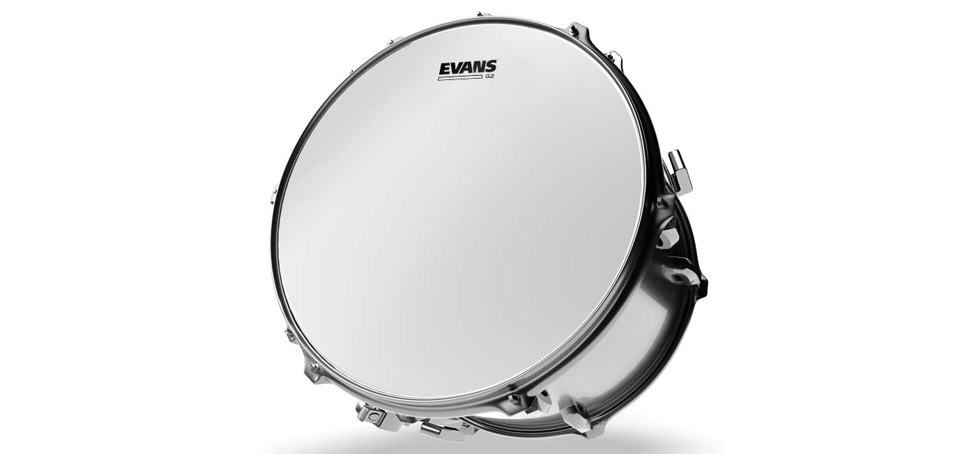 Evans Genera G2 Coated 10""