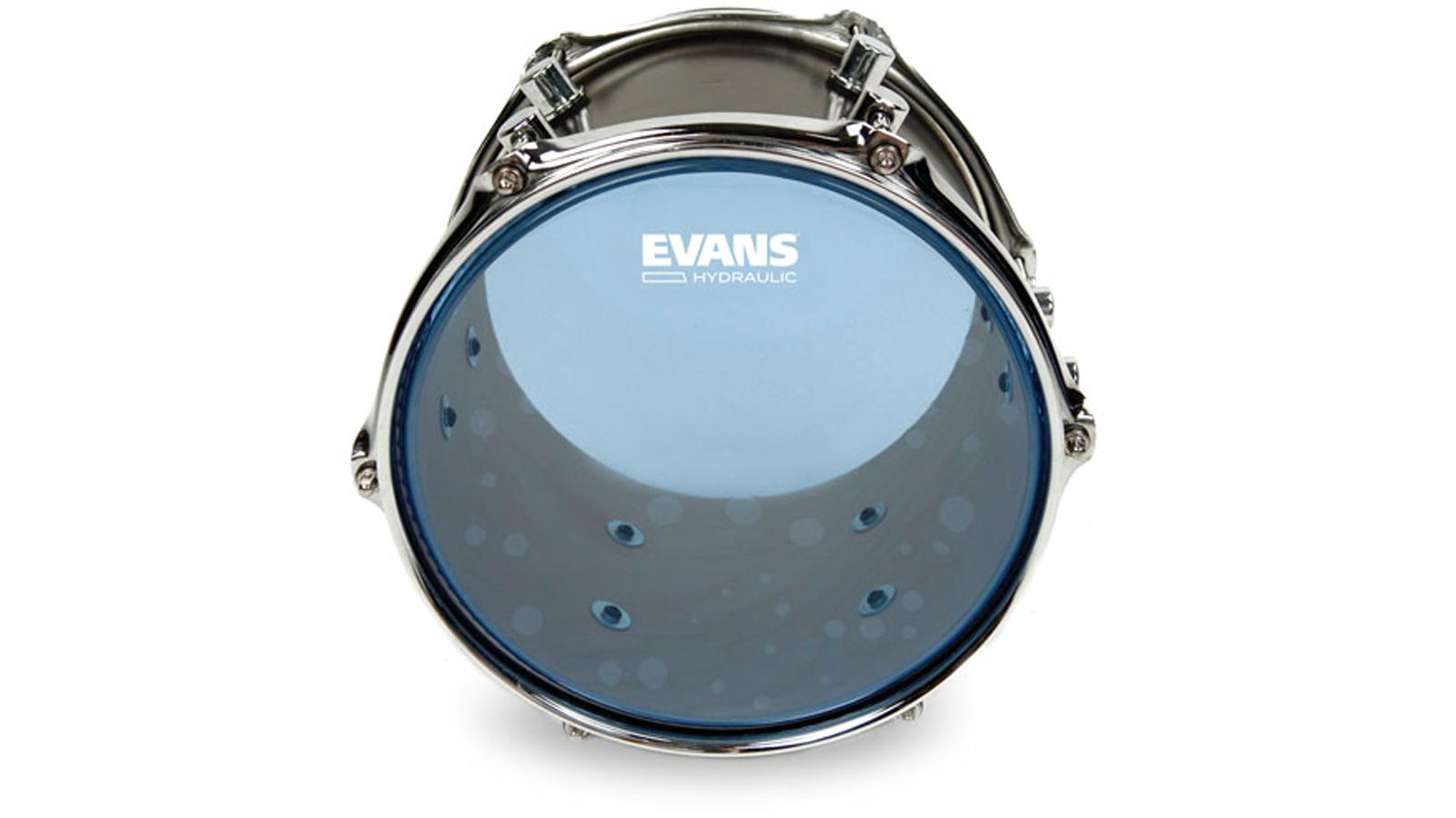 """Evans Hydraulic Blue 8"""""""