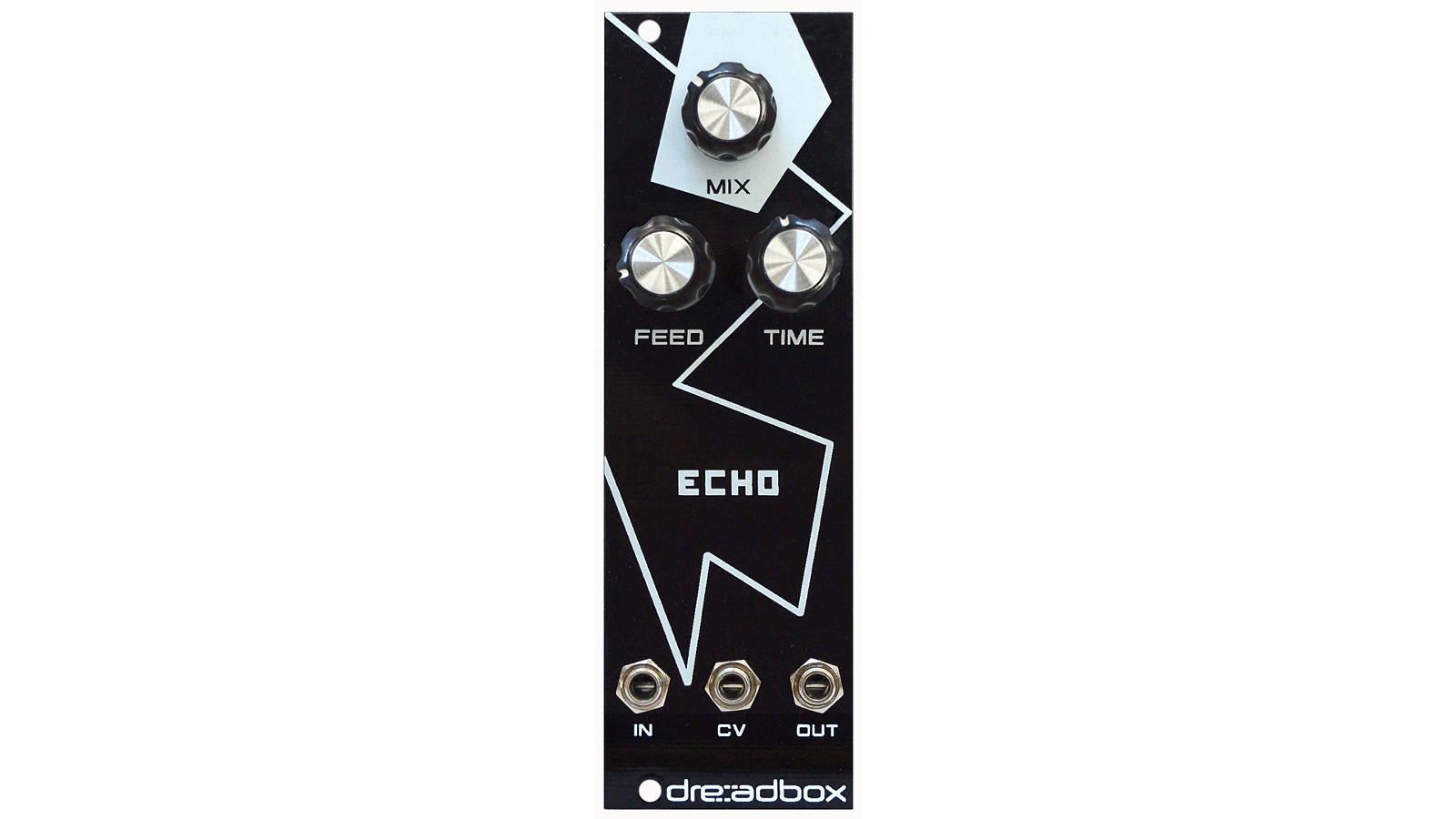 dreadbox White Line Echo Modular