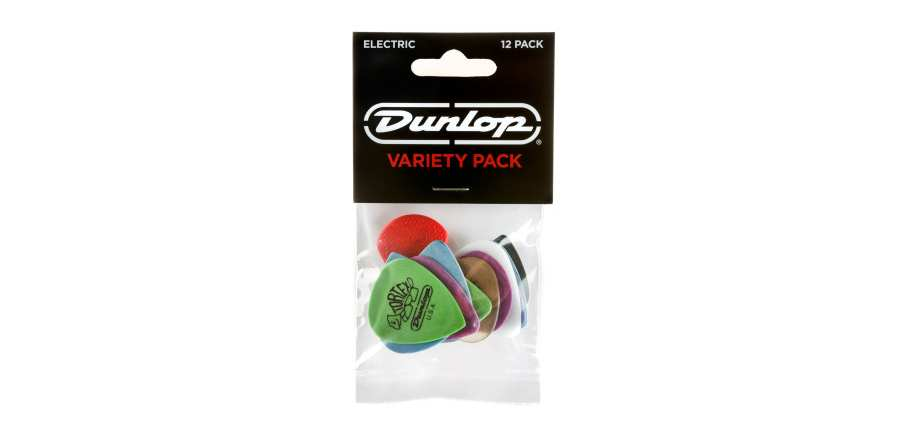 Dunlop Electric Variety Pick Pack
