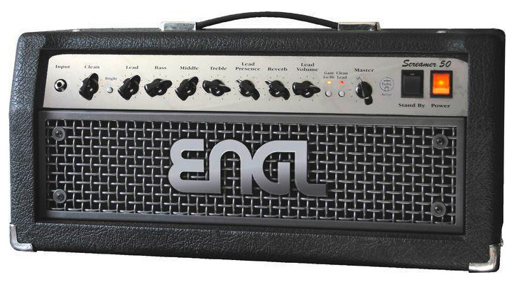 Engl E 335 Screamer 50 Head