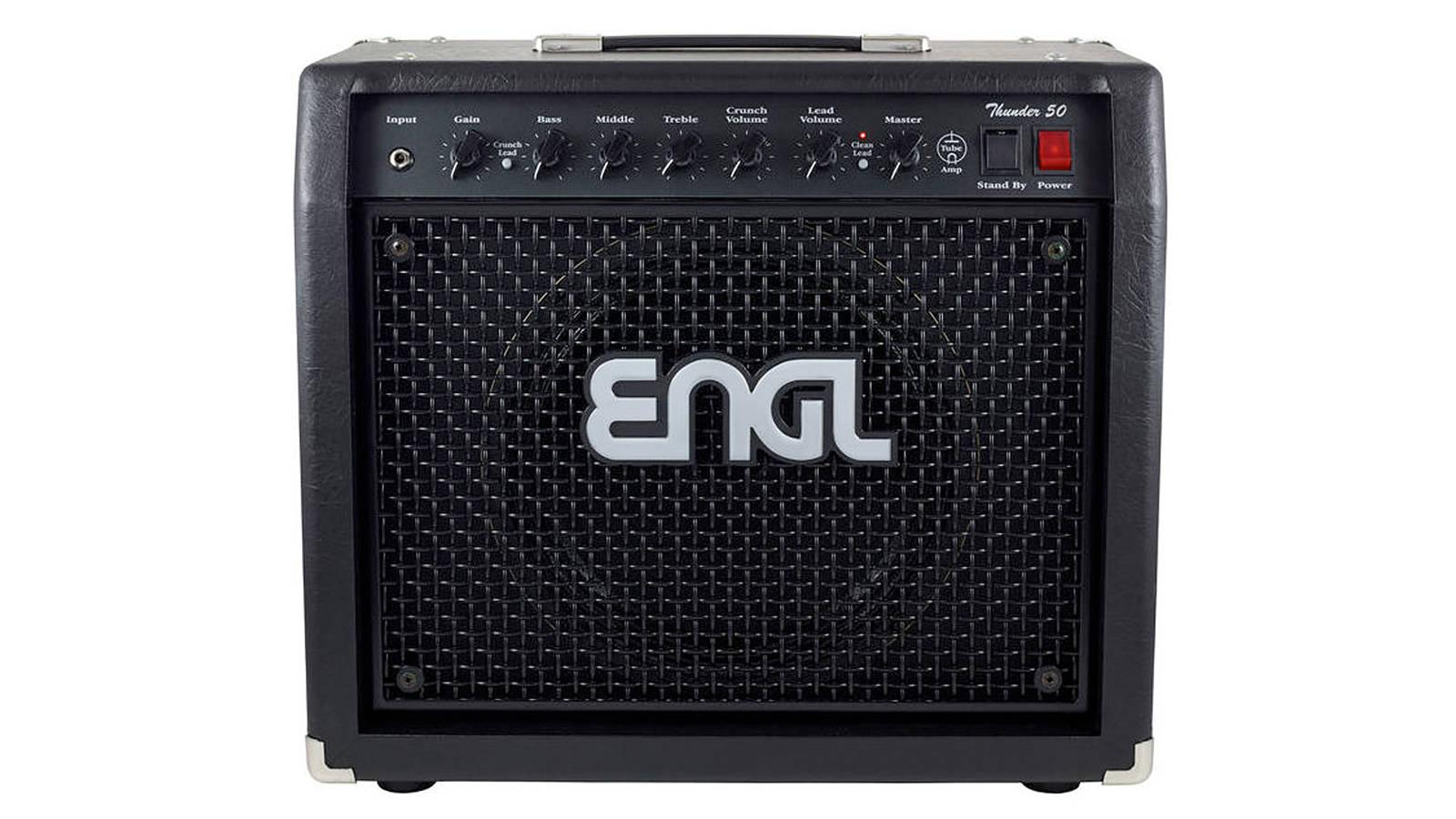 Engl E 322 Thunder 50 Combo