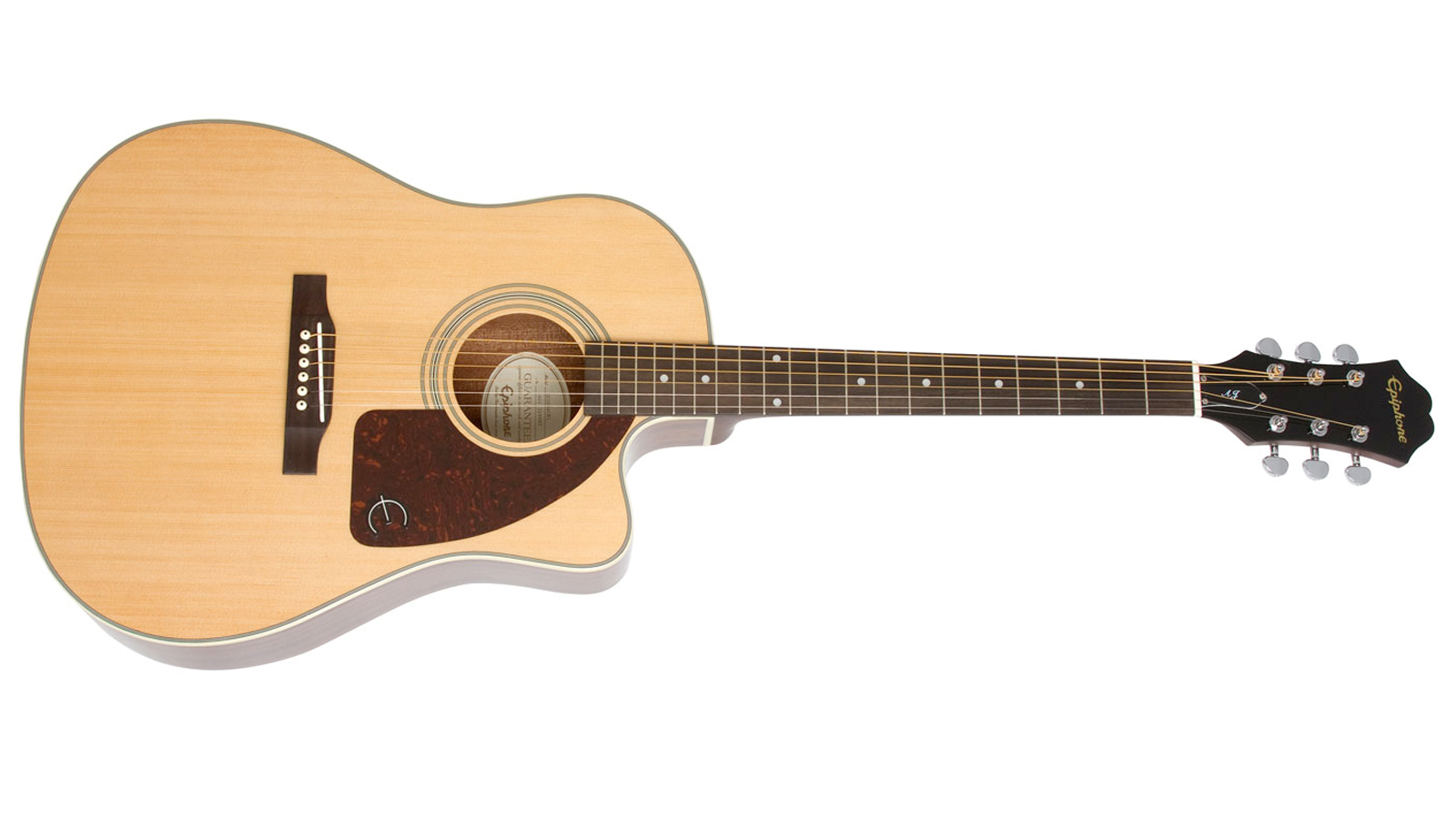 Epiphone AJ-210CE Outfit Westerngitarre Natural