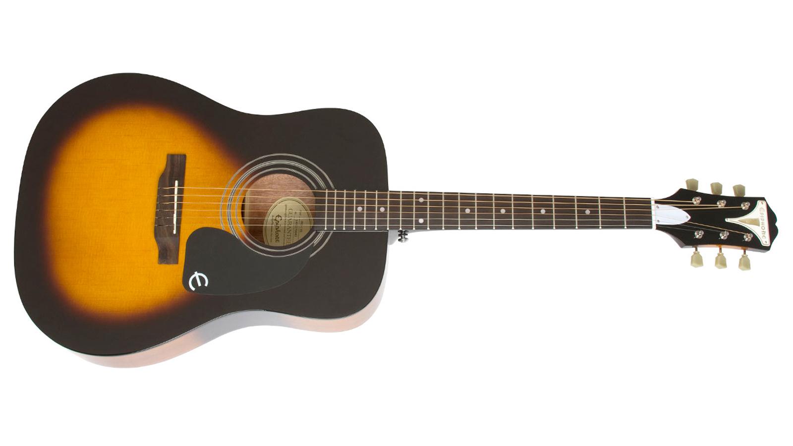 Epiphone PRO-1 Acoustic Westerngitarre Vintage Sunburst