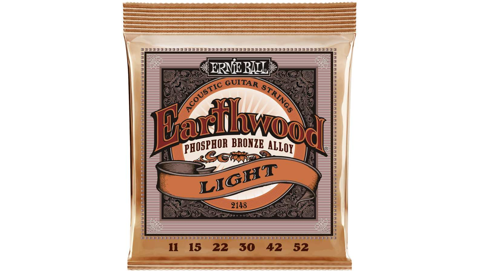 Ernie Ball EB-2148 Westerngitarre Saiten 011-052