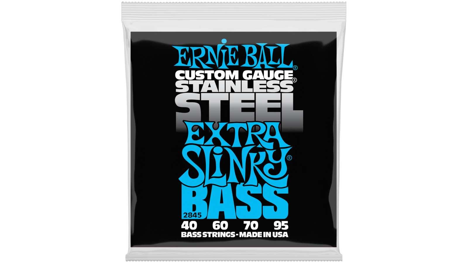 Ernie Ball EB-2845 Bass Saiten 40-95