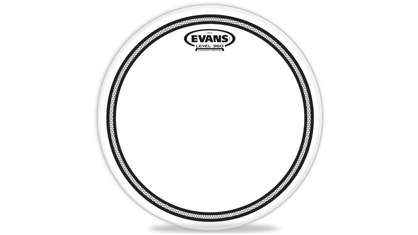 "Evans EC2SST Clear 14"""