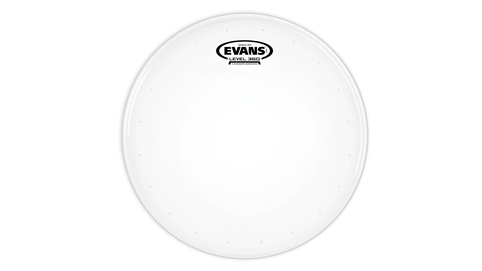 Evans B14DRY Genera Dry Coated Snare 14""