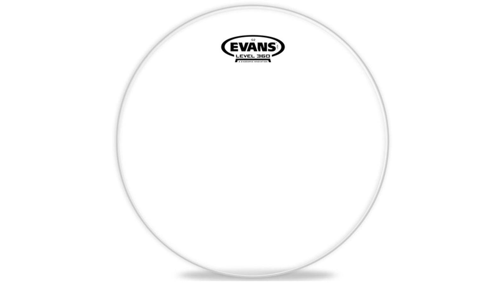 Evans Genera G2 clear 18''