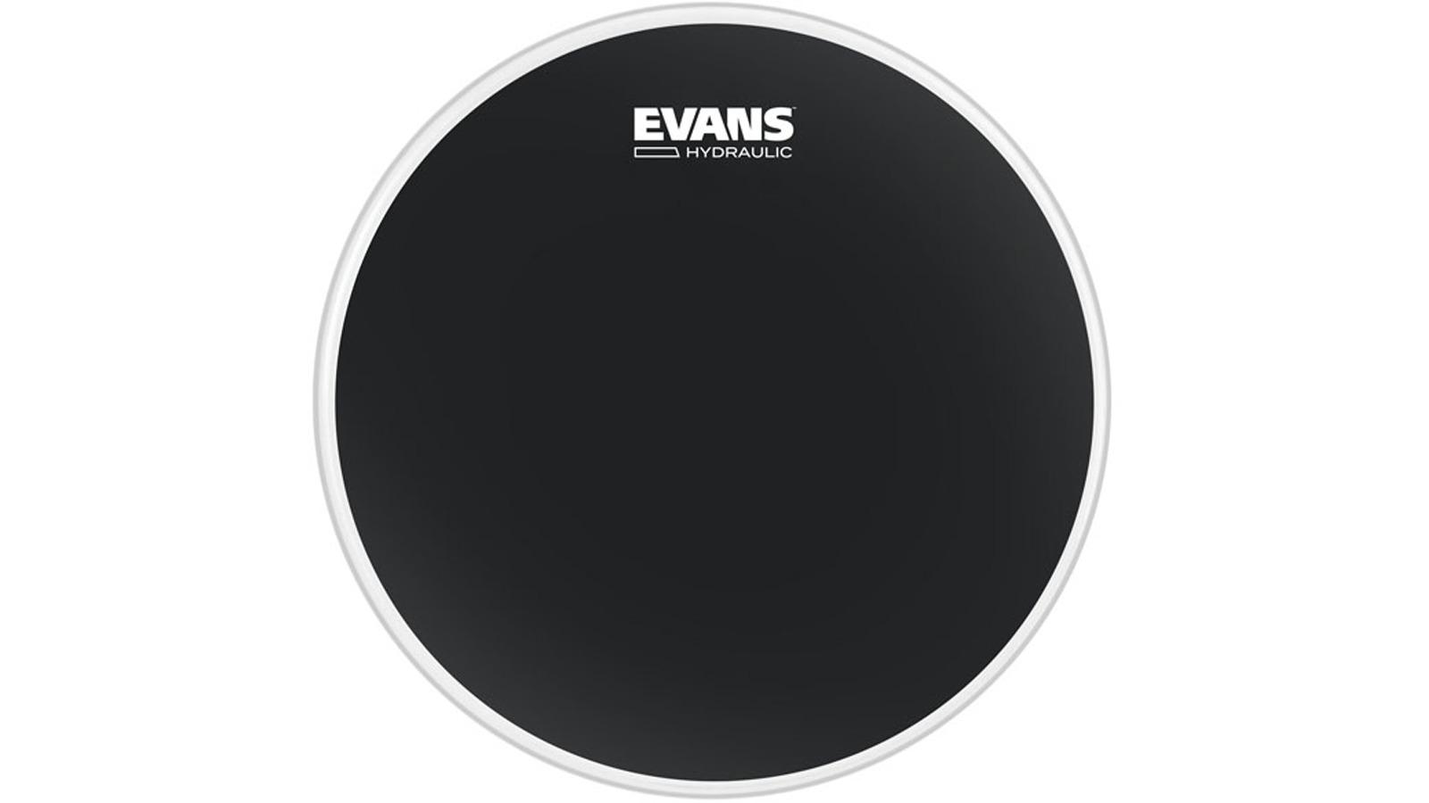 "Evans TT12HBG Hydraulic Black 12"""