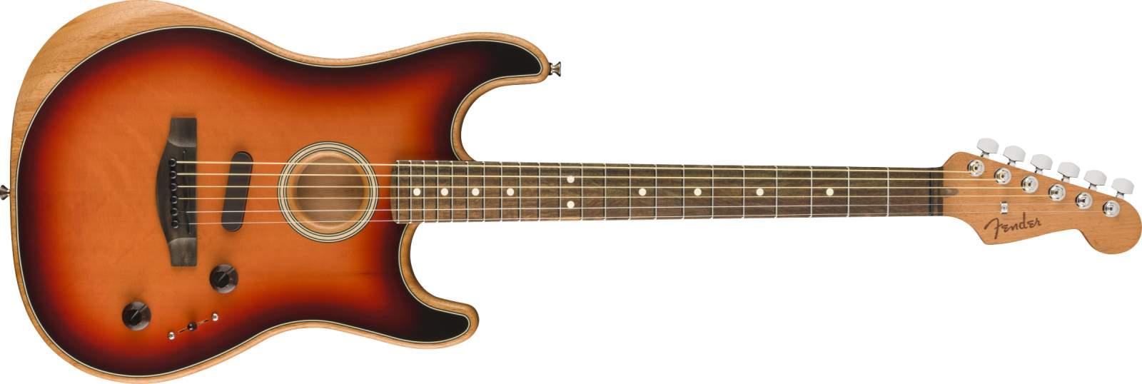 Fender Acoustasonic Stratocaster 3TS