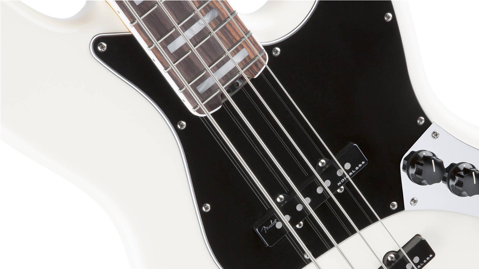 Fender American Elite Jazz Bass RW OWT
