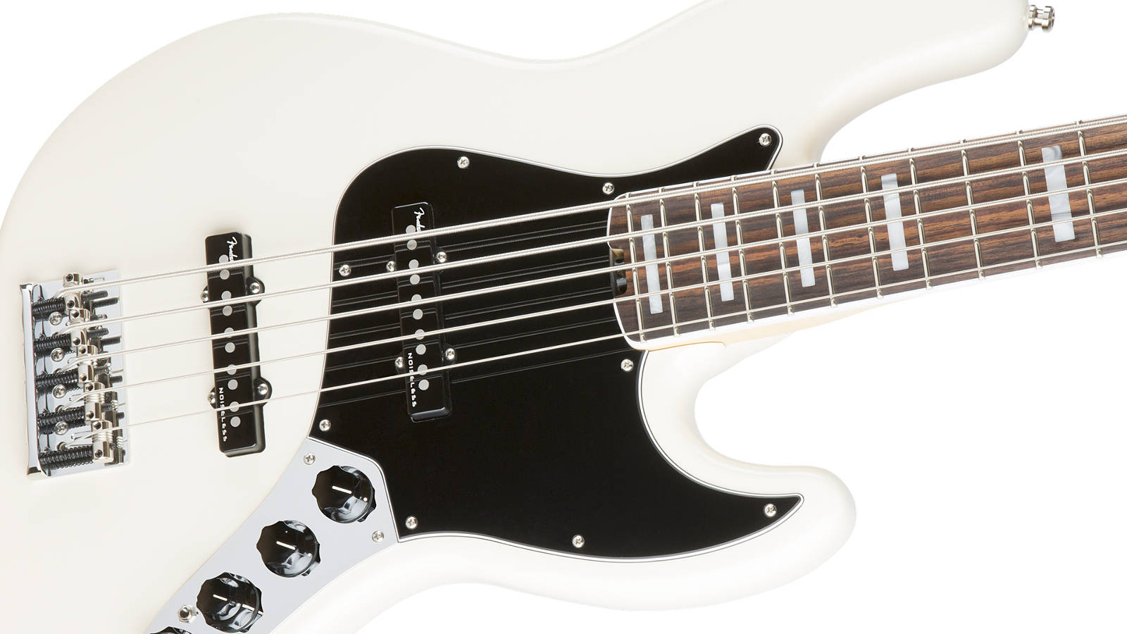 Fender American Elite Jazz Bass V RW OWT