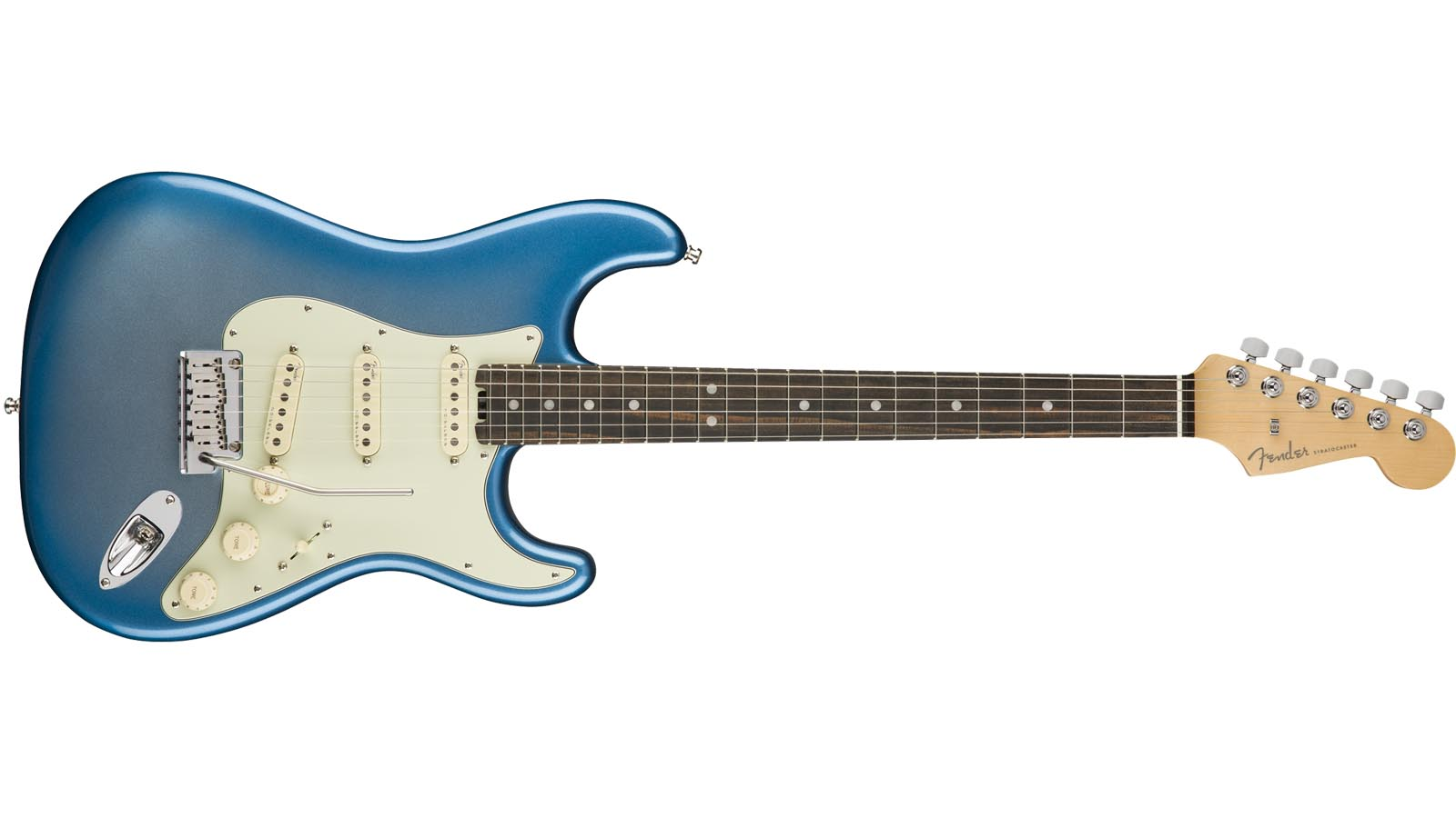 Fender American Elite Stratocaster EB SBM