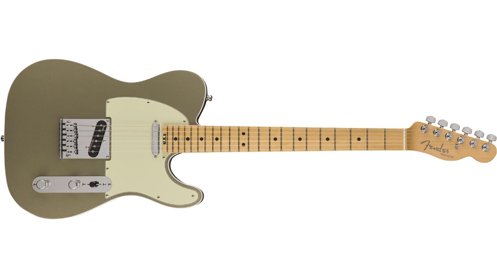 Fender American Elite Telecaster MN CHP