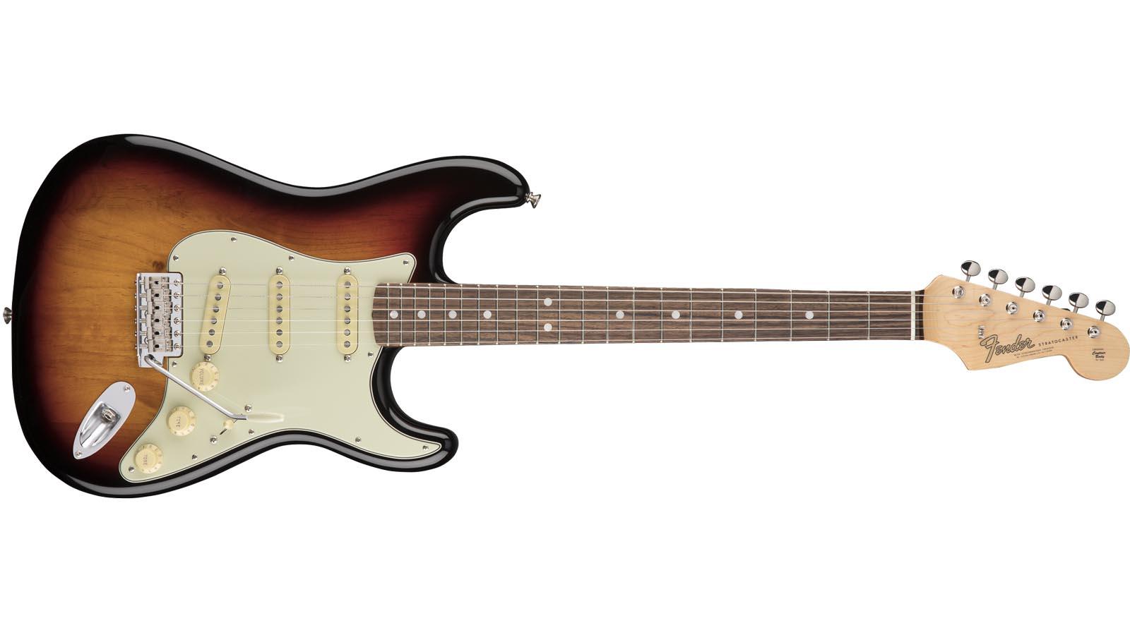 Fender AM Original '60S Stratocaster RW 3TSB