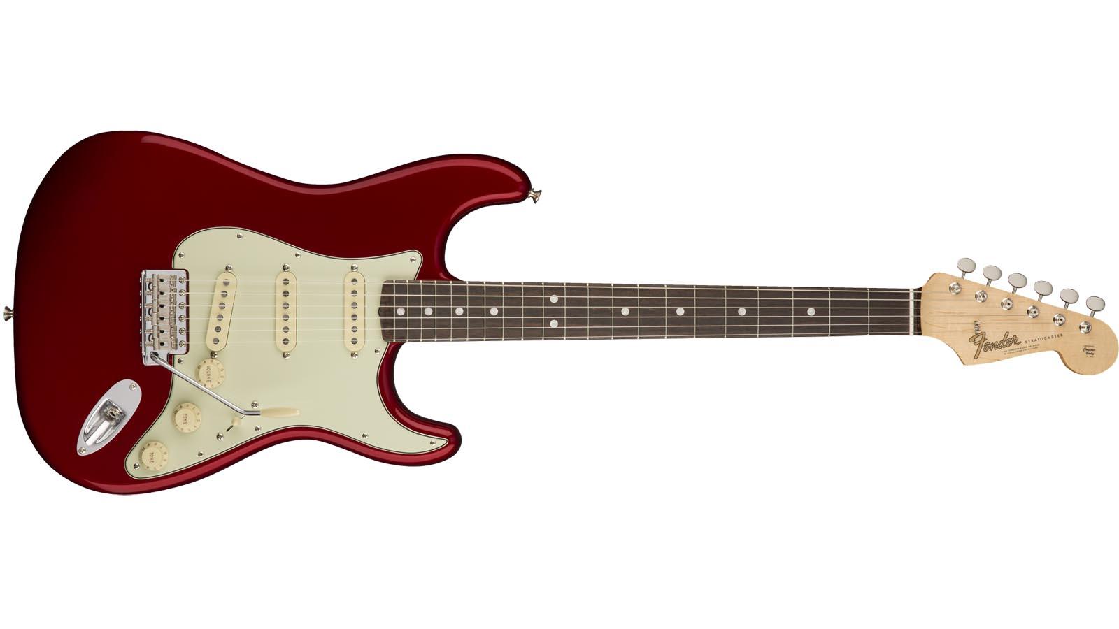 Fender AM Original '60S Stratocaster RW CAR