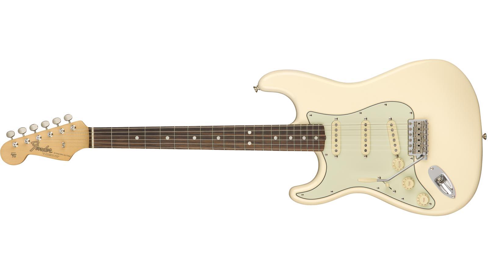 Fender AM Original '60S Stratocaster LH RW OWT