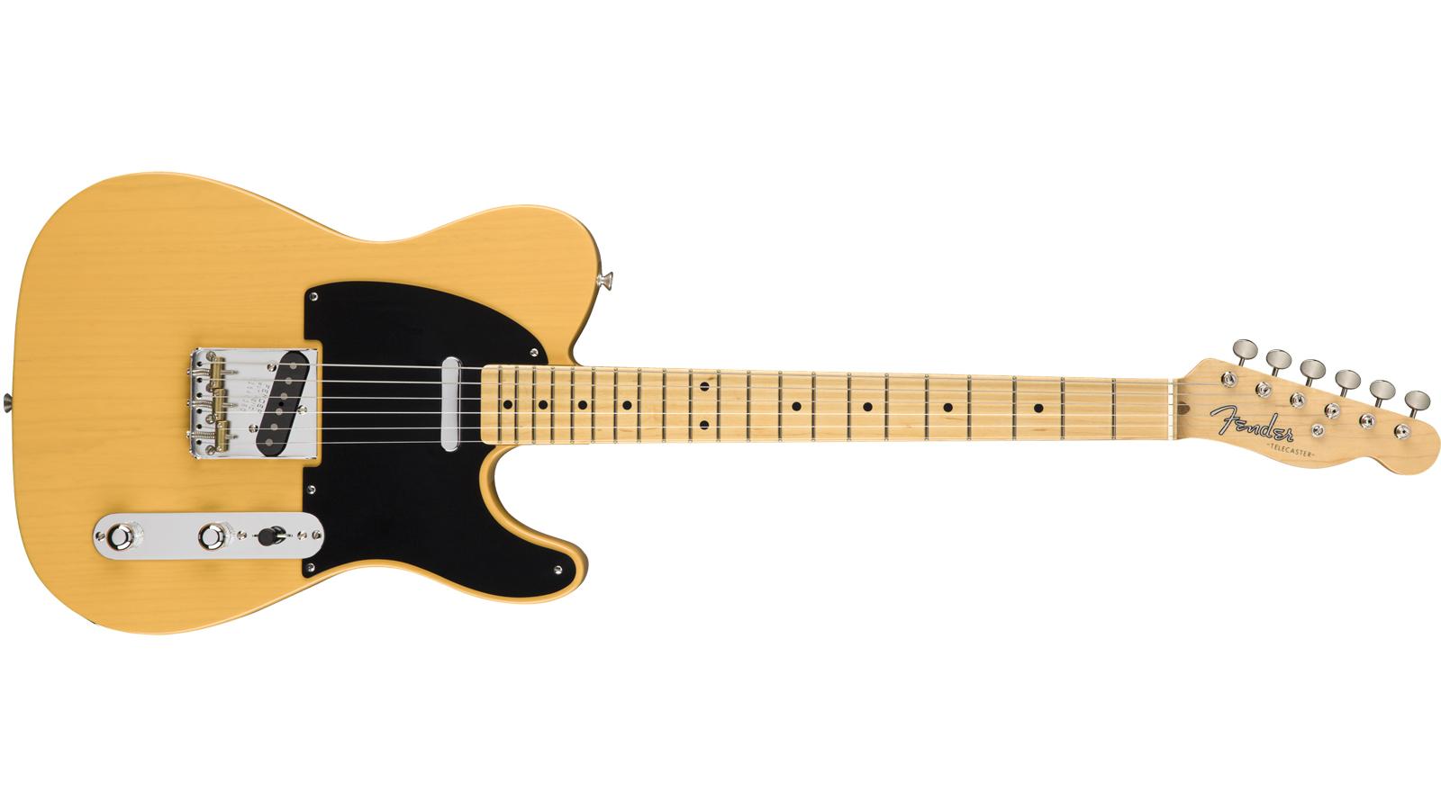 Fender AM Original '50S Telecaster MN BTB