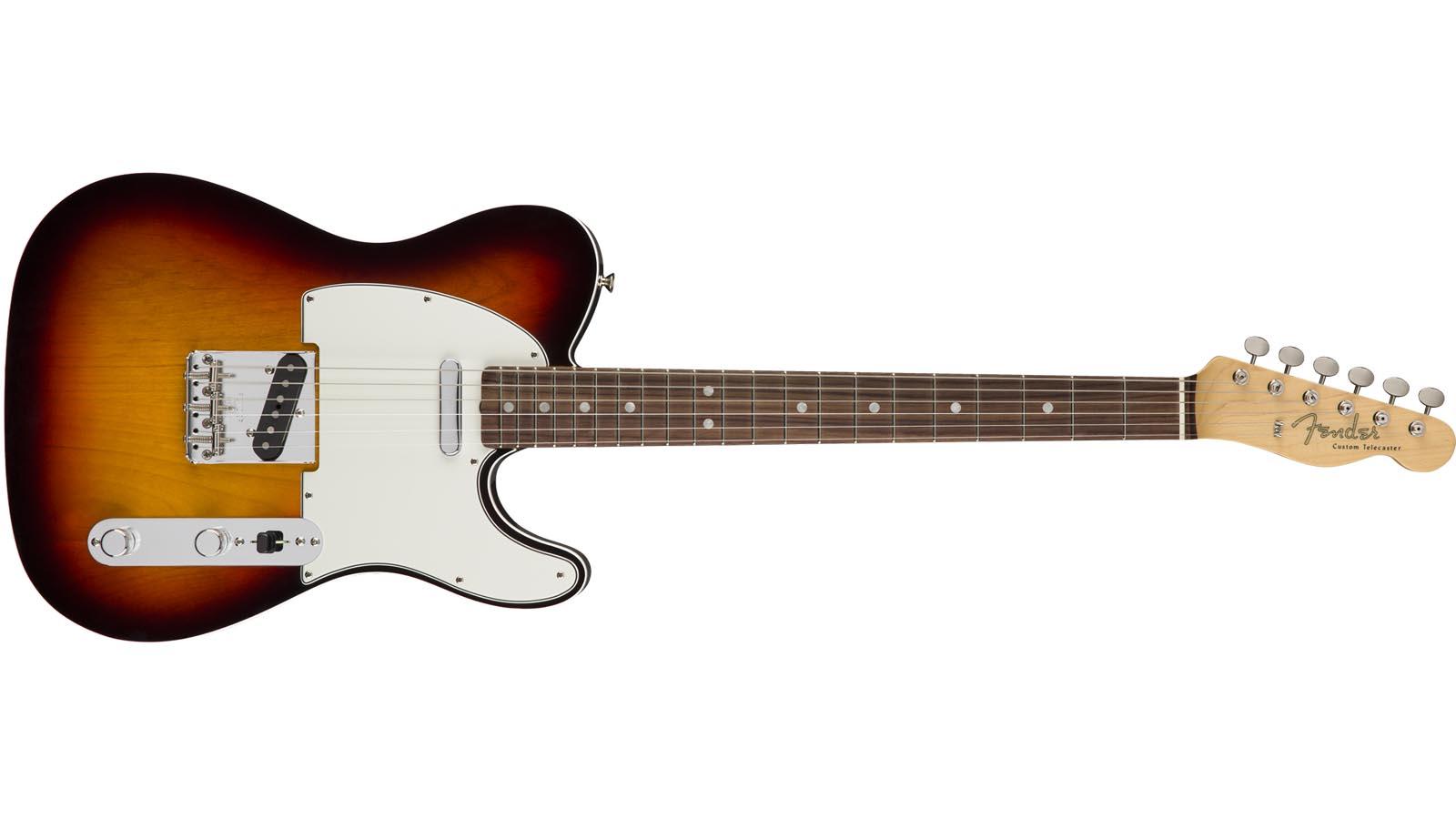 Fender AM Original '60S Telecaster RW 3TSB