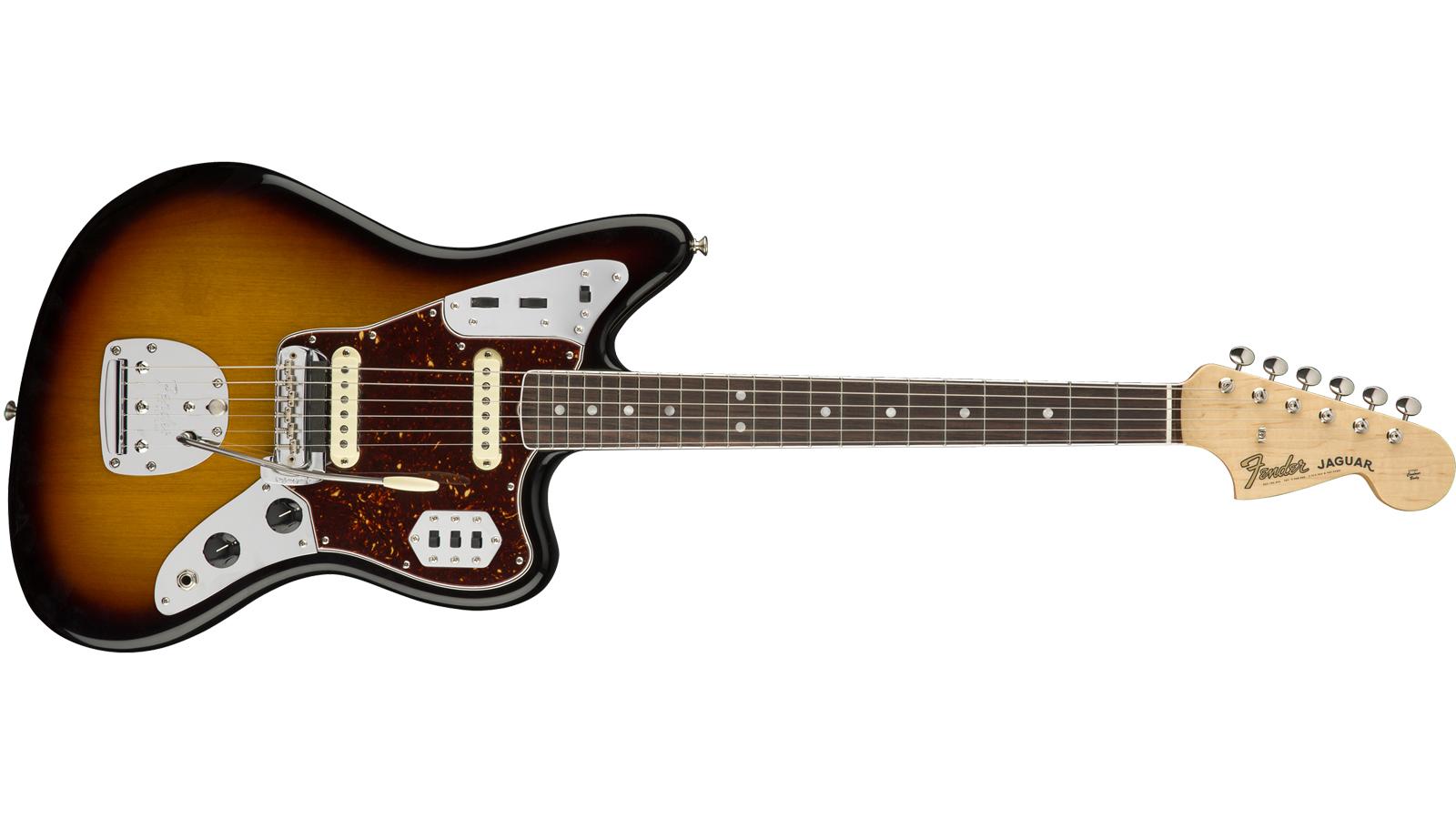 Fender AM Original '60S Jaguar RW 3TSB