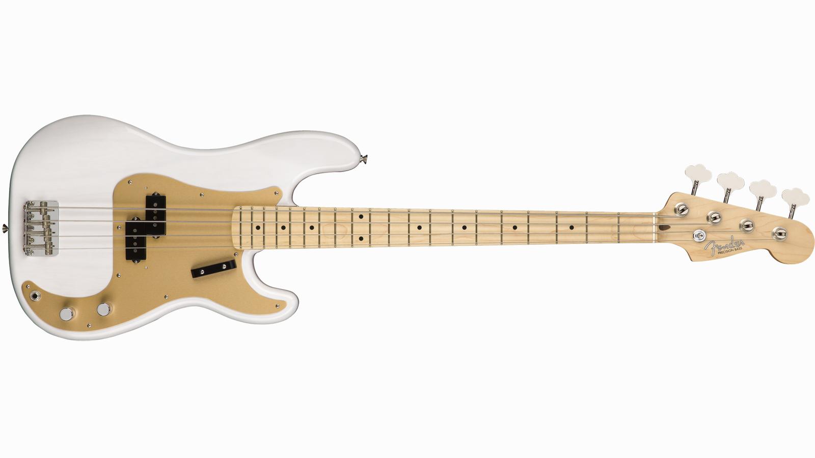 Fender AM Original '50S Precision Bass MN WBL