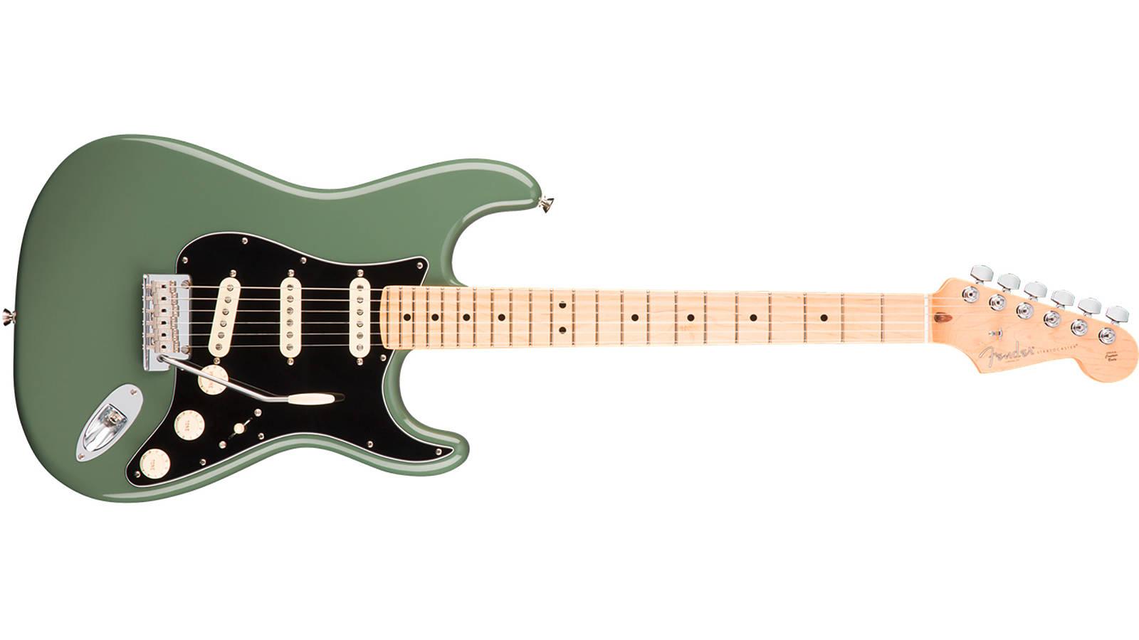 Fender AM Professional Stratocaster MN ATO