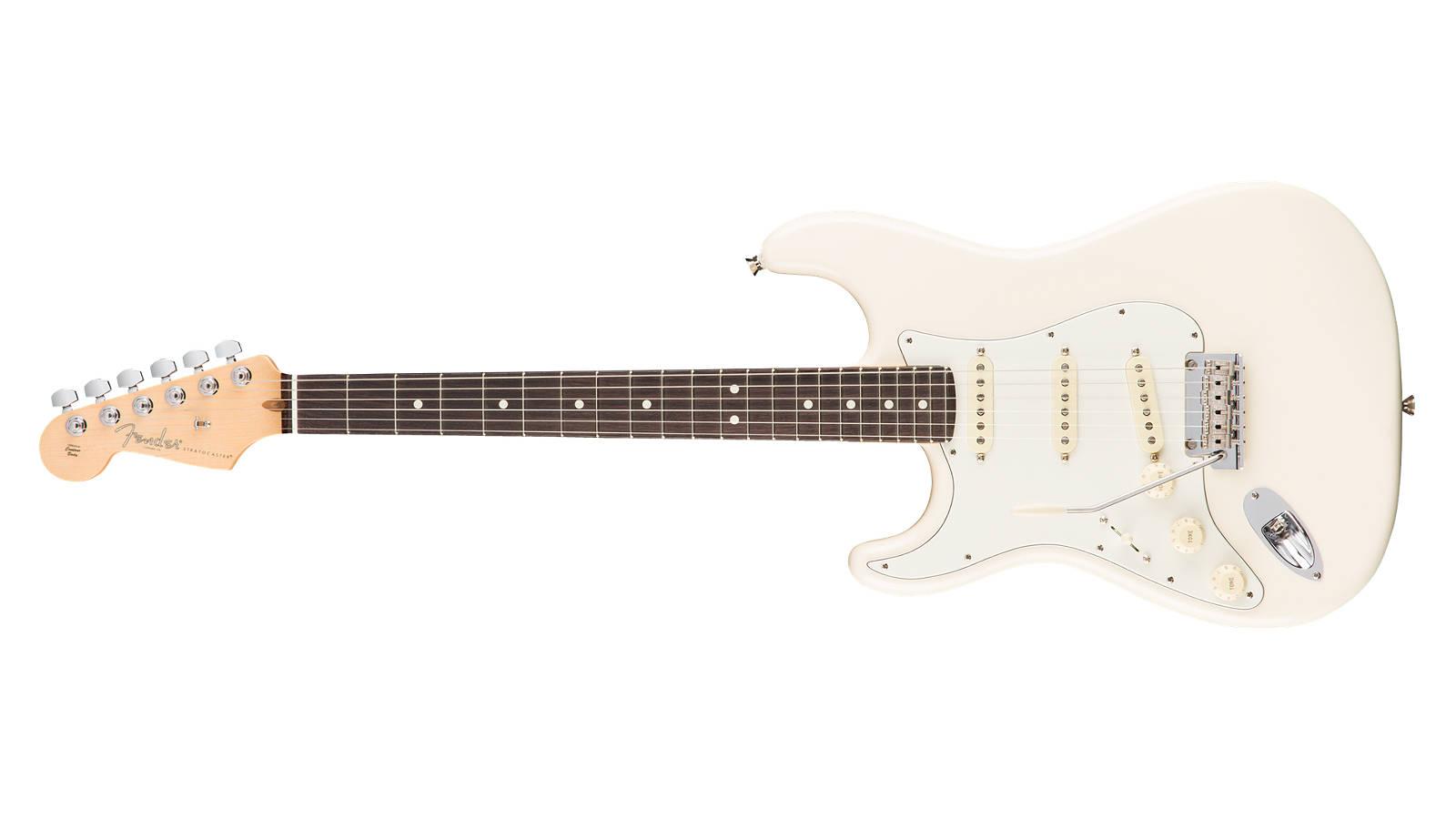 Fender AM Professional Stratocaster LH RW OWT