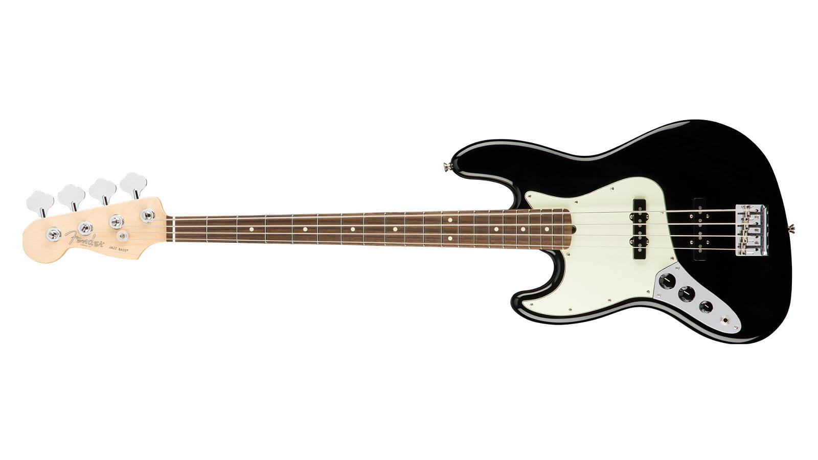 Fender AM Professional Jazz Bass LH RW BLK