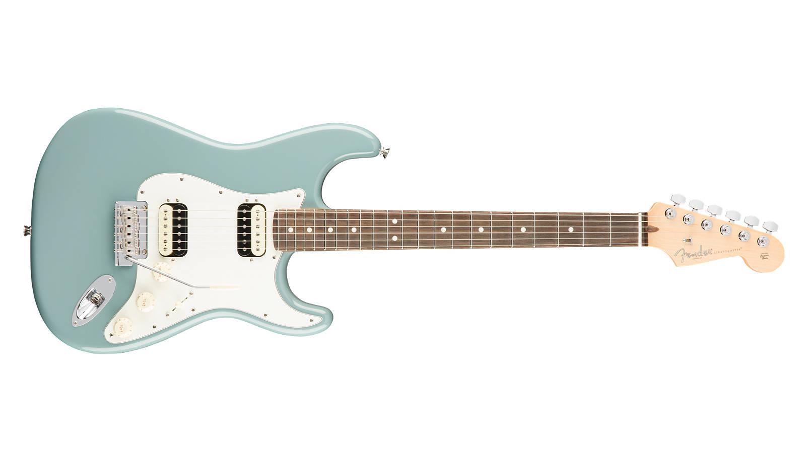 Fender AM Professional Stratocaster HH Shawbucker RW SNG