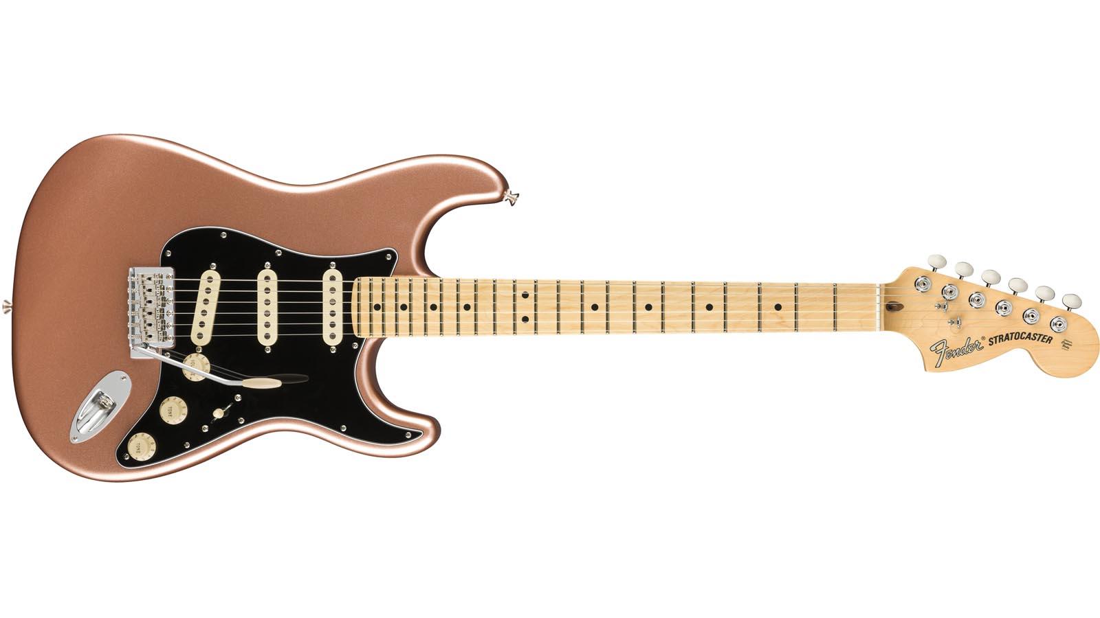 Fender AM Performer Strat MN Penny