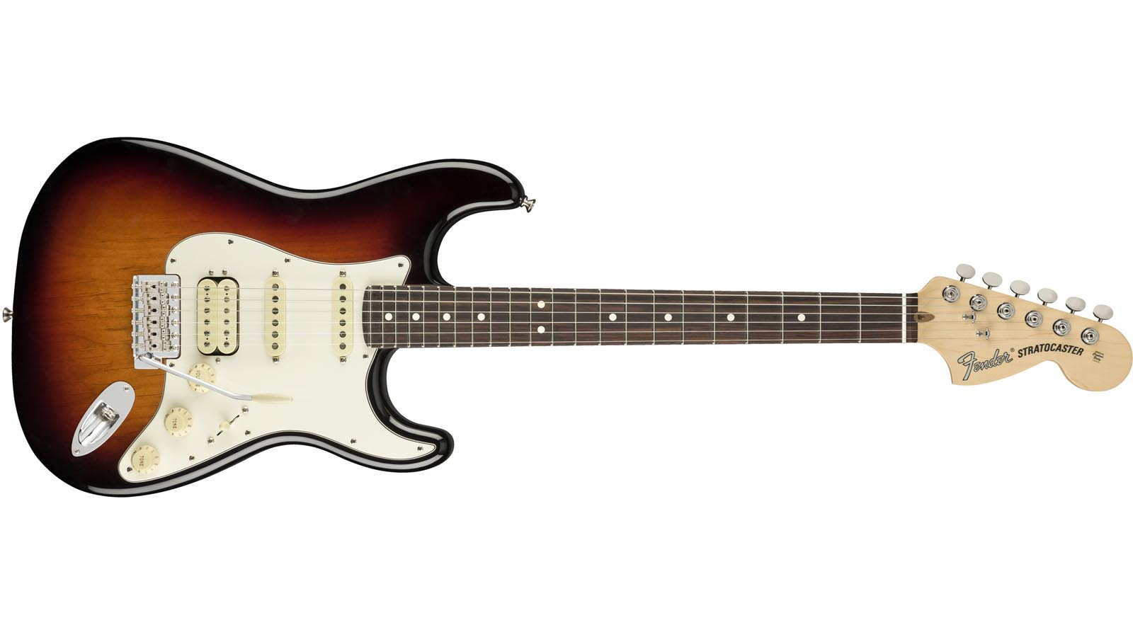 Fender AM Performer Strat HSS RW 3TS