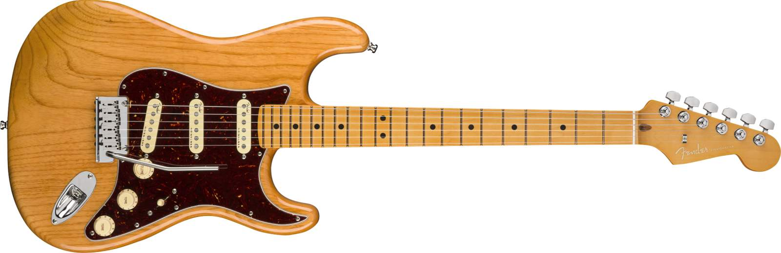 Fender American Ultra Stratocaster MN Natur