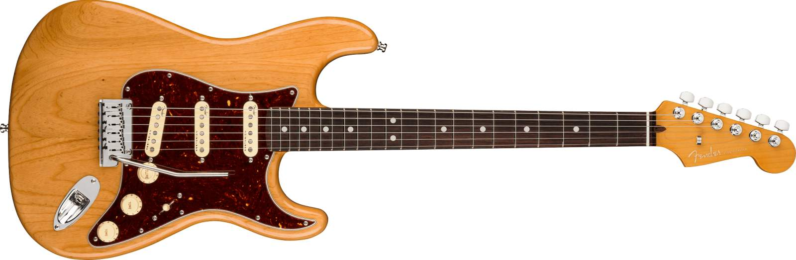 Fender American Ultra Stratocaster RW Natur