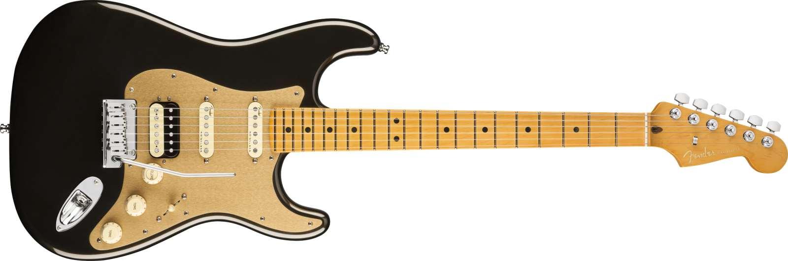 Fender American Ultra Stratocaster HSS MN TXT