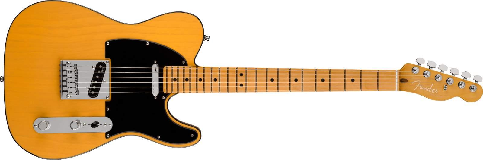 Fender American Ultra Telecaster MN BSB