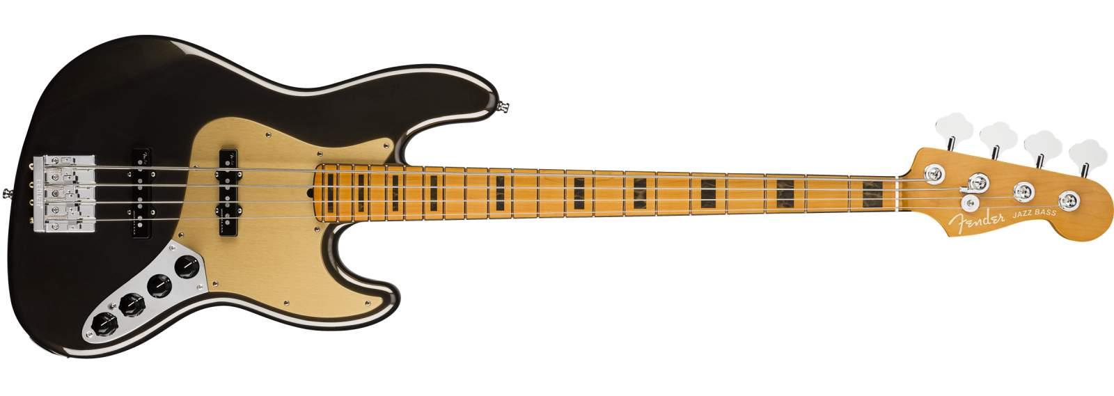 Fender American Ultra J-Bass MN TXT