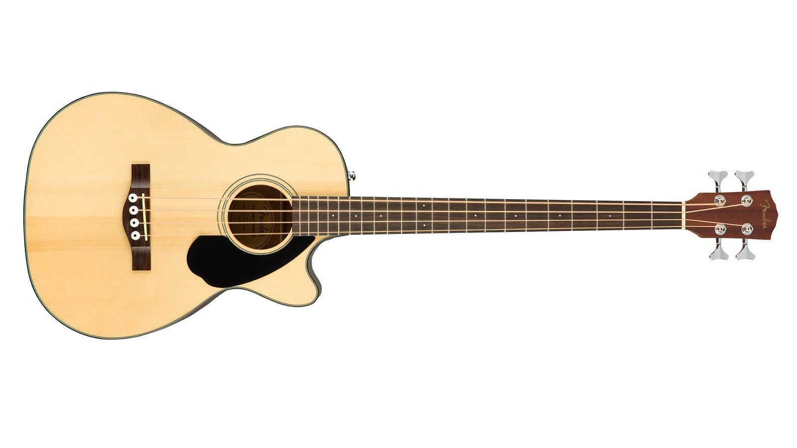 Fender CB-60SCE NAT Akustikbass