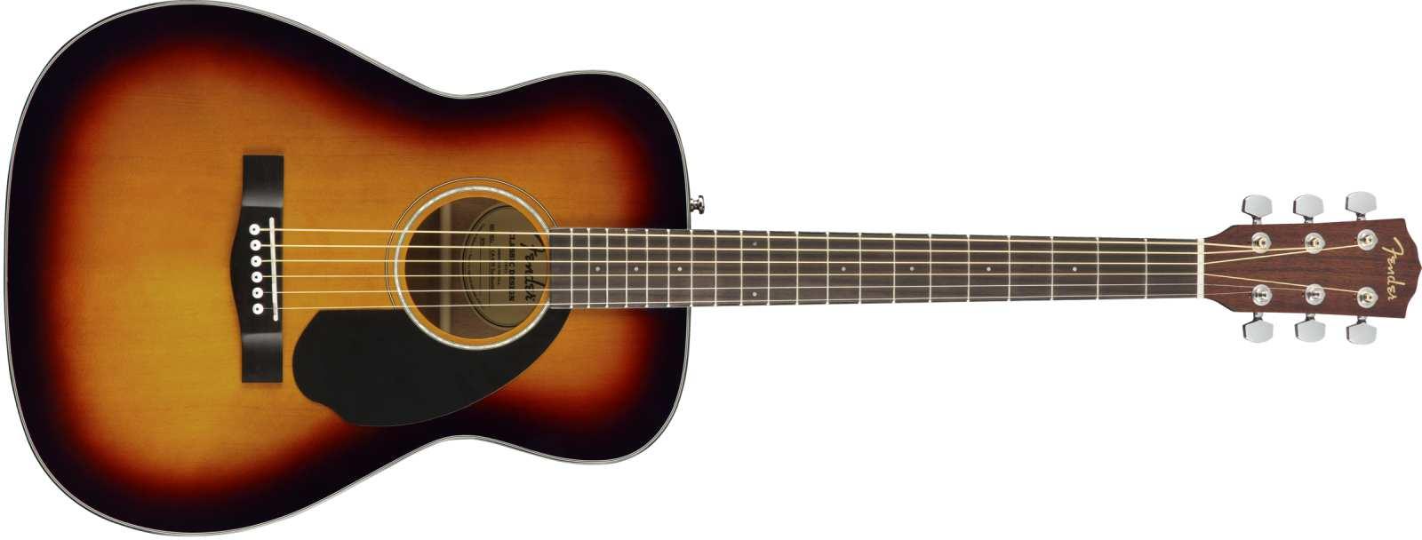 Fender CC-60S Concert 3CSB